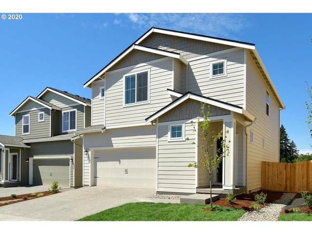 1222 W 16TH Ave, La Center, WA 98629 (MLS #21464294) :: Song Real Estate