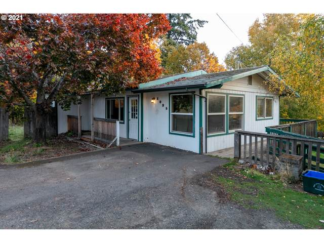 1995 Country Club Rd, Hood River, OR 97031 (MLS #21464723) :: Keller Williams Portland Central