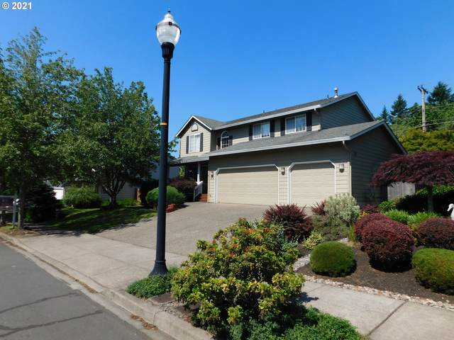3717 SE Sunrise Dr, Camas, WA 98607 (MLS #21464858) :: Next Home Realty Connection
