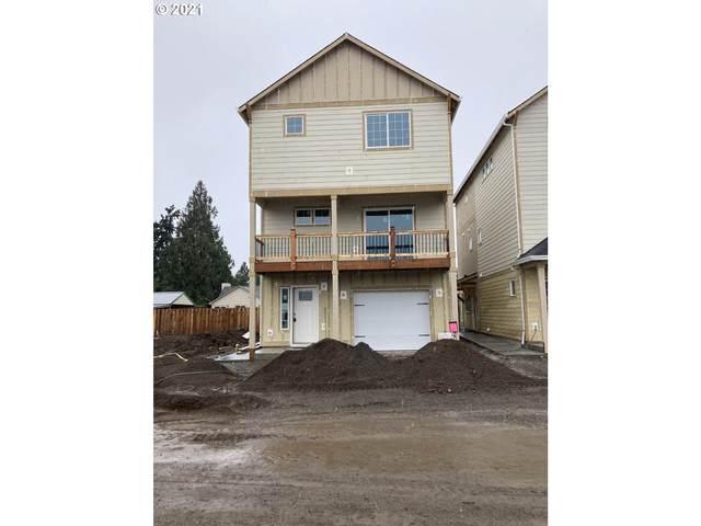 7949 SE Glencoe St #8, Milwaukie, OR 97222 (MLS #21464863) :: Premiere Property Group LLC