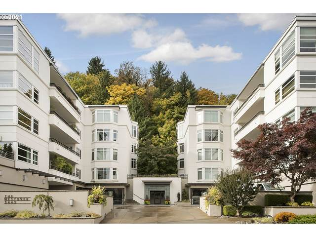 2445 NW Westover Rd #404, Portland, OR 97210 (MLS #21464868) :: Holdhusen Real Estate Group