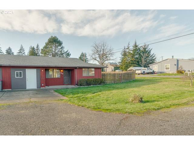 210 S Hemlock St, Yamhill, OR 97148 (MLS #21464903) :: Stellar Realty Northwest