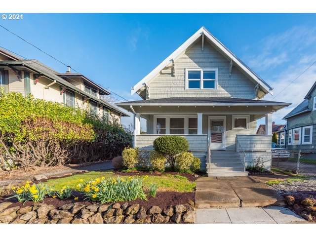 619 NE Stanton St, Portland, OR 97212 (MLS #21465061) :: Brantley Christianson Real Estate