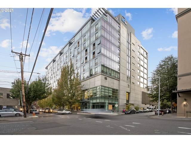 1410 NW Kearney St #1025, Portland, OR 97209 (MLS #21465442) :: Gustavo Group