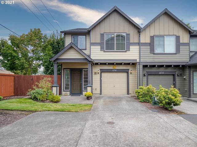 8741 NE 16TH Ave, Vancouver, WA 98665 (MLS #21465505) :: Next Home Realty Connection