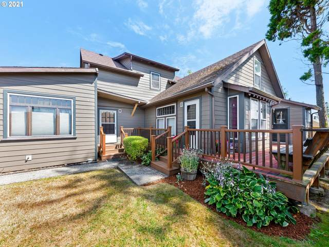 -1 8th St, Astoria, OR 97103 (MLS #21465562) :: The Pacific Group