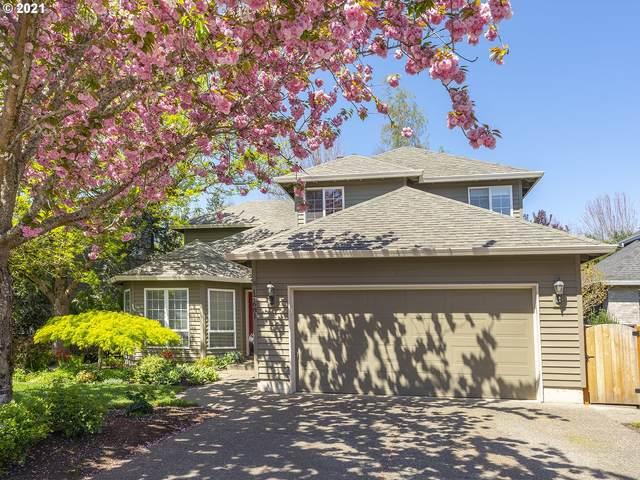 17681 SW Ballard Ln, Sherwood, OR 97140 (MLS #21465588) :: McKillion Real Estate Group