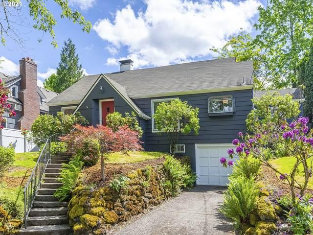 7322 SE 28TH Ave, Portland, OR 97202 (MLS #21465596) :: McKillion Real Estate Group