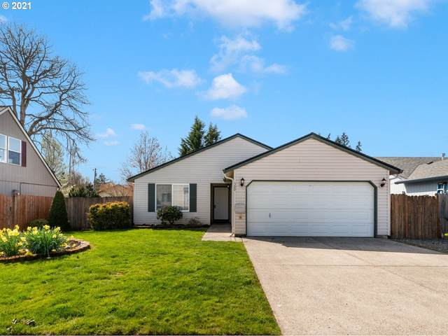 500 SW 24TH Ave, Battle Ground, WA 98604 (MLS #21465693) :: RE/MAX Integrity