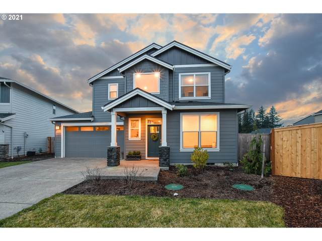 1619 NE 36TH Cir, Camas, WA 98607 (MLS #21465752) :: Brantley Christianson Real Estate