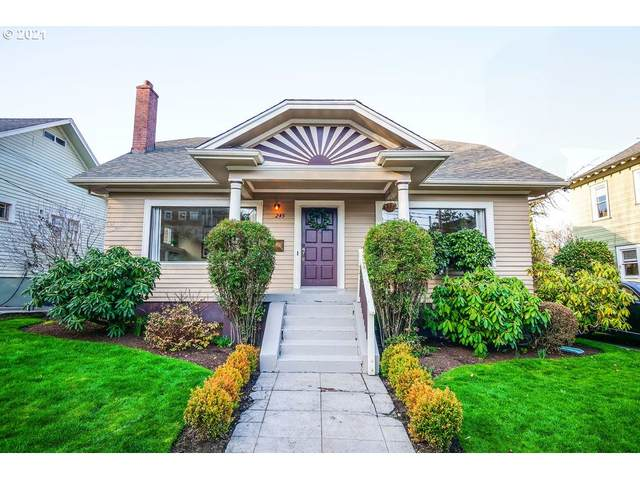 245 S Nebraska St, Portland, OR 97239 (MLS #21466574) :: Gustavo Group