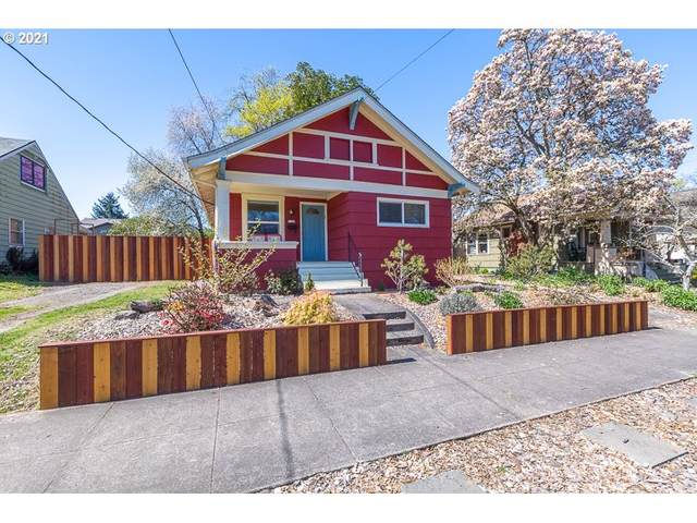 9109 N Charleston Ave, Portland, OR 97203 (MLS #21466617) :: Townsend Jarvis Group Real Estate