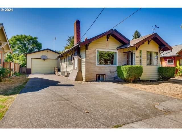 3539 NE 70TH Ave, Portland, OR 97213 (MLS #21466836) :: McKillion Real Estate Group