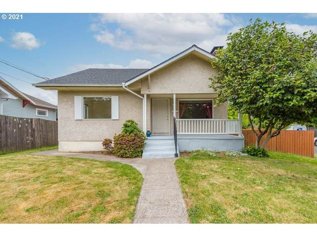 5905 SE 21ST Ave, Portland, OR 97202 (MLS #21466897) :: McKillion Real Estate Group