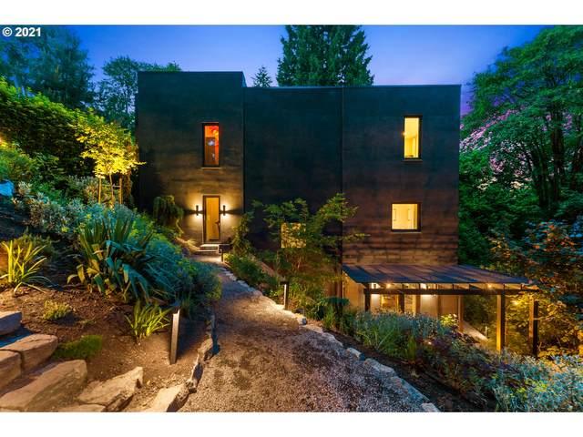 2857 SW Fairview Blvd, Portland, OR 97205 (MLS #21466954) :: Reuben Bray Homes