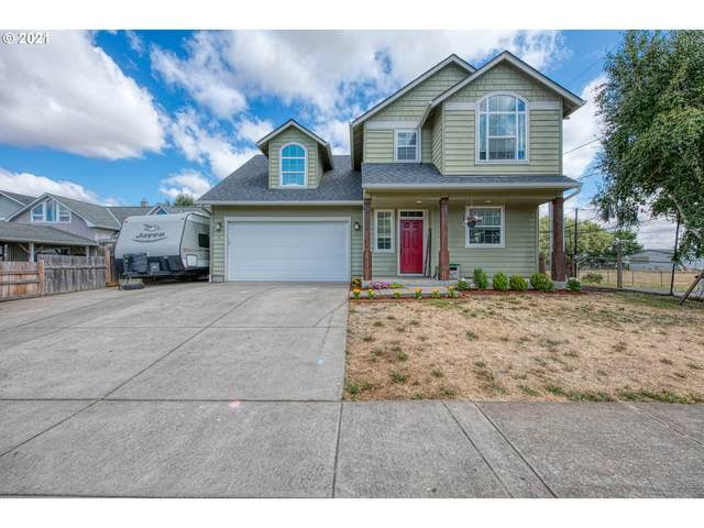 290 E 14TH Ave, Junction City, OR 97448 (MLS #21467061) :: Beach Loop Realty