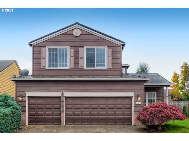 1187 SE 14TH Ave, Canby, OR 97013 (MLS #21467335) :: Fox Real Estate Group
