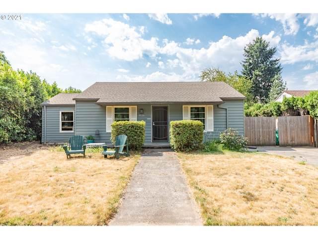9026 NE Russell St, Portland, OR 97220 (MLS #21467427) :: Holdhusen Real Estate Group