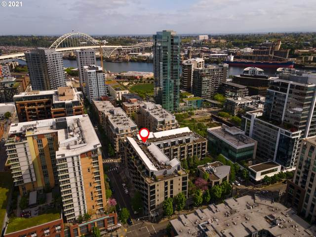 1030 NW 12TH Ave #408, Portland, OR 97209 (MLS #21467593) :: Gustavo Group