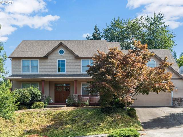 11410 SE Moon Dust Ct, Happy Valley, OR 97086 (MLS #21467817) :: Cano Real Estate