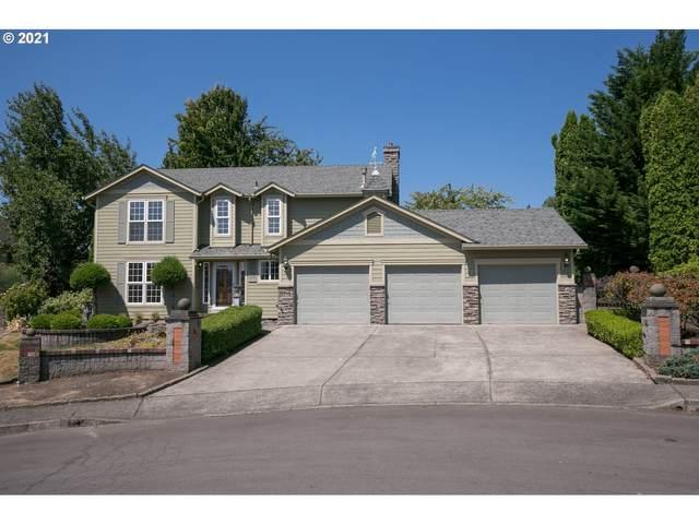 2220 NW 112TH Cir, Vancouver, WA 98685 (MLS #21467842) :: Premiere Property Group LLC