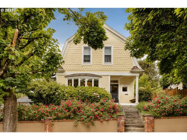 3105 NE Couch St, Portland, OR 97232 (MLS #21467981) :: Premiere Property Group LLC