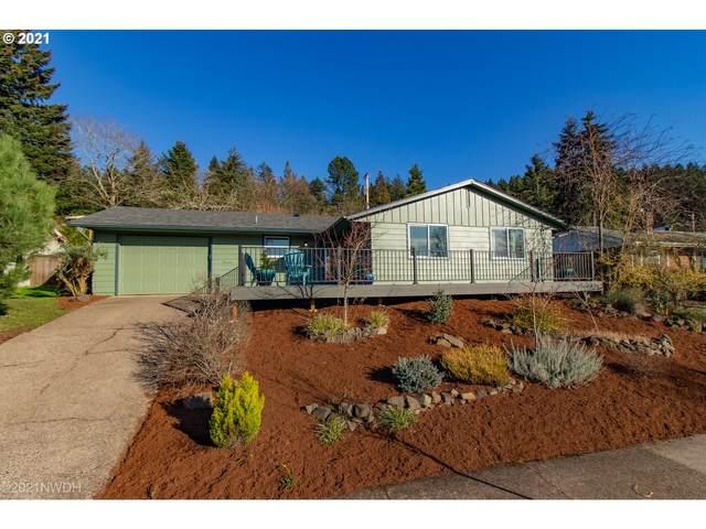 3155 Onyx St, Eugene, OR 97405 (MLS #21467992) :: Song Real Estate