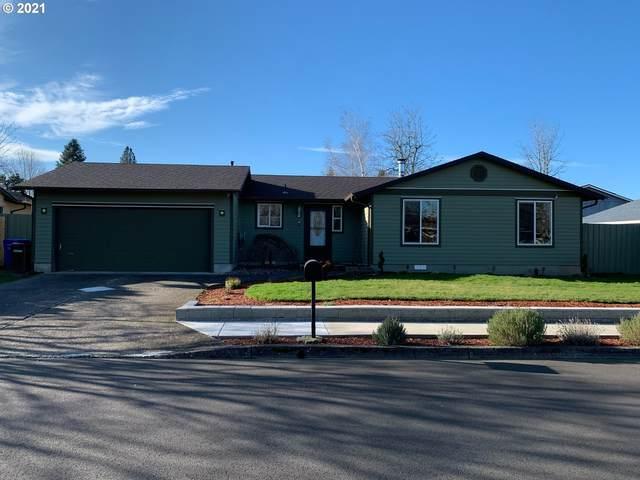 1457 NE La Mesa Ave, Gresham, OR 97030 (MLS #21468443) :: Change Realty