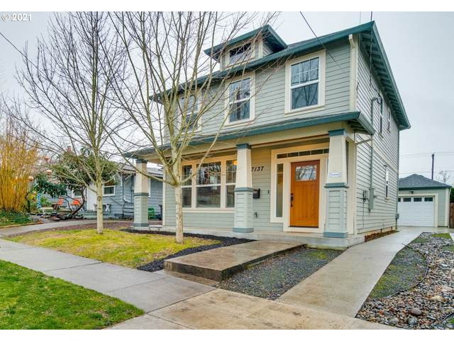 7137 N Campbell Ave, Portland, OR 97217 (MLS #21468687) :: Fox Real Estate Group