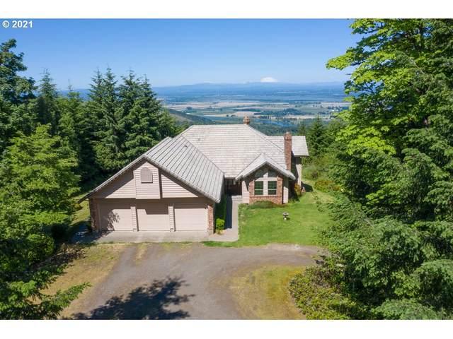 18500 NW Skyline Blvd, Portland, OR 97231 (MLS #21468755) :: Holdhusen Real Estate Group