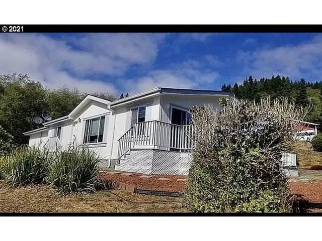 94750 Laurel Ln, Gold Beach, OR 97444 (MLS #21469043) :: Holdhusen Real Estate Group