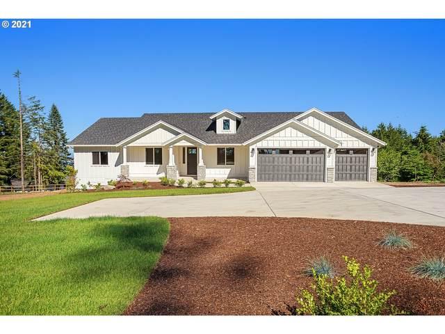 25510 SW Bald Peak Rd, Newberg, OR 97132 (MLS #21469453) :: Townsend Jarvis Group Real Estate