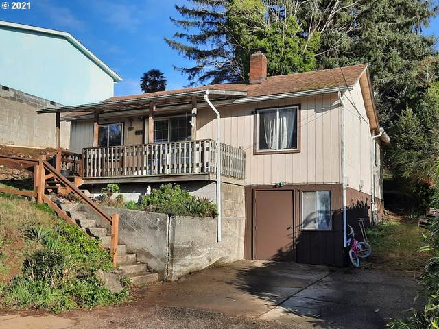538 11TH Ave, Coos Bay, OR 97420 (MLS #21469520) :: Townsend Jarvis Group Real Estate
