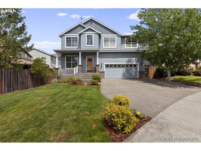 6321 SE 27TH St, Gresham, OR 97080 (MLS #21469690) :: Real Tour Property Group