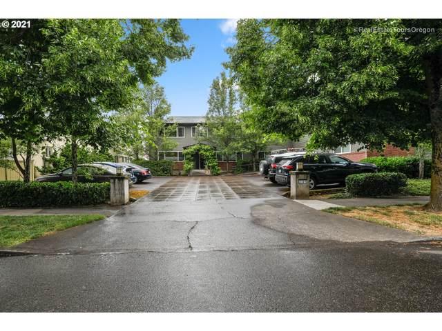 2301 SE Caruthers St #6, Portland, OR 97214 (MLS #21469778) :: McKillion Real Estate Group