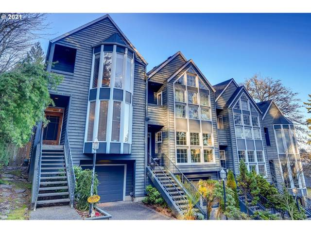 1239 SW Gaines St, Portland, OR 97239 (MLS #21469993) :: Fox Real Estate Group