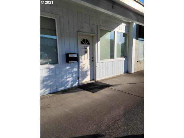 112 W Central Ave, Sutherlin, OR 97479 (MLS #21470526) :: McKillion Real Estate Group