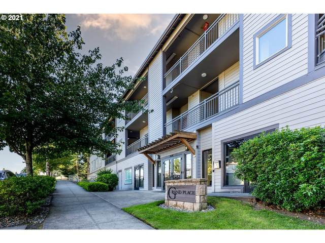 8065 SE Grand Ave #204, Portland, OR 97202 (MLS #21470541) :: Song Real Estate