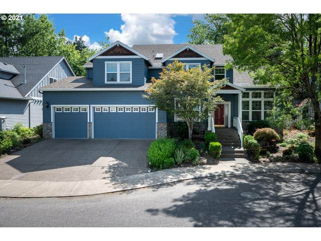 11532 SW 58TH Ct, Portland, OR 97219 (MLS #21471249) :: Real Tour Property Group