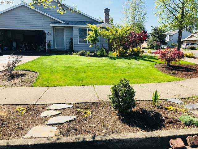 817 SE 68TH Pl, Hillsboro, OR 97123 (MLS #21471512) :: Next Home Realty Connection