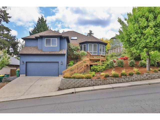 7490 SW Applegate Dr, Beaverton, OR 97007 (MLS #21471697) :: Fox Real Estate Group