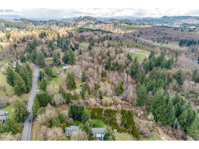 0 NE Fargher Dr, Yacolt, WA 98675 (MLS #21471885) :: Next Home Realty Connection