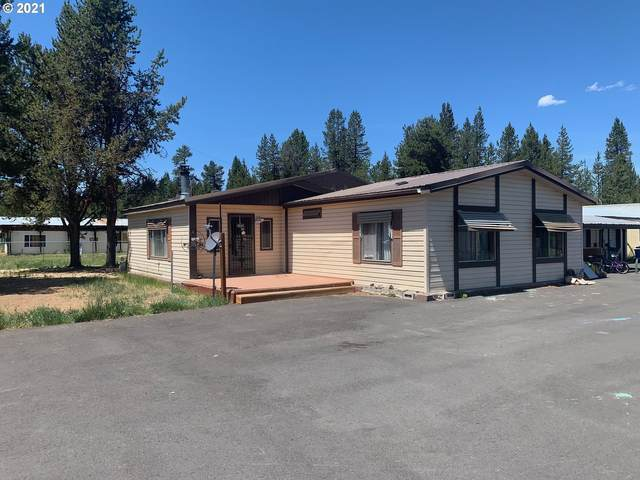 245 Riddle Rd, Crescent, OR 97733 (MLS #21472050) :: The Liu Group