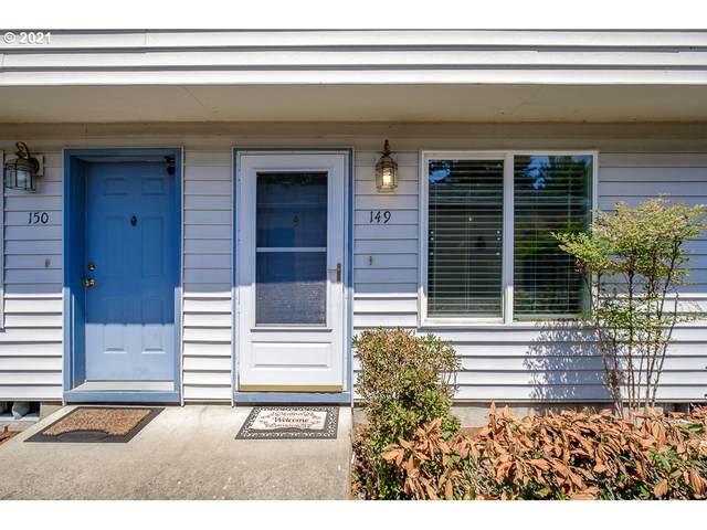 4792 Lancaster Dr NE #149, Salem, OR 97305 (MLS #21472121) :: Brantley Christianson Real Estate