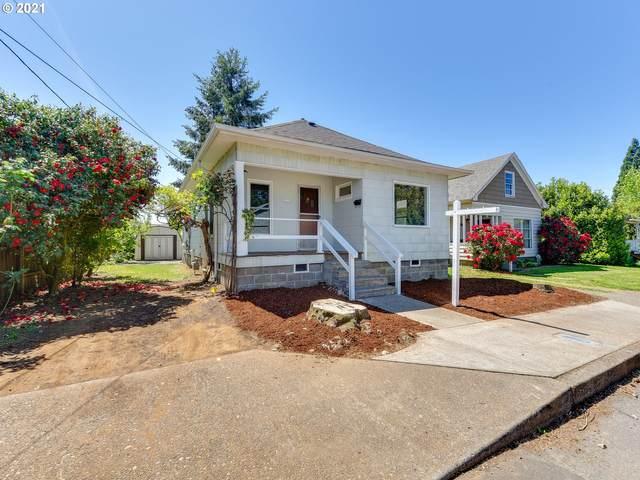 6626 SE Steele St, Portland, OR 97206 (MLS #21472255) :: Holdhusen Real Estate Group