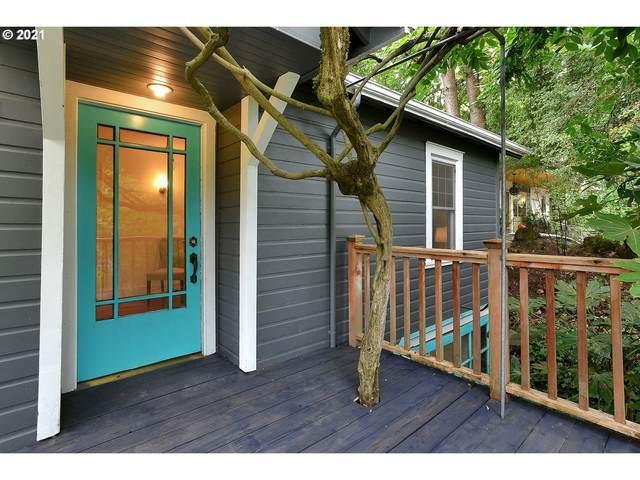 1220 SE 25TH Ave, Portland, OR 97214 (MLS #21472374) :: Oregon Digs Real Estate
