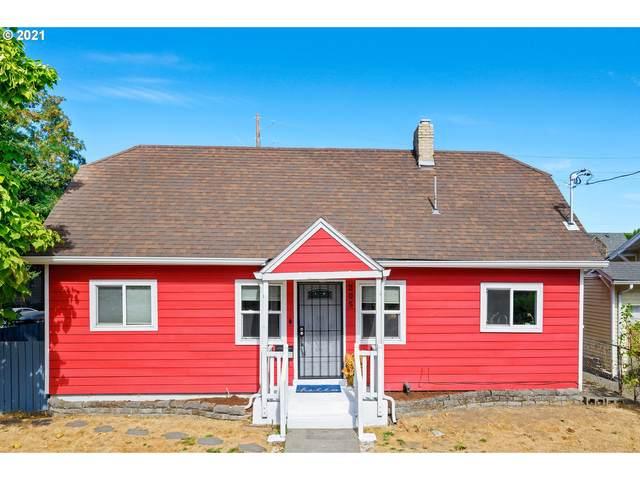 205 NE Lombard St, Portland, OR 97211 (MLS #21472449) :: Lux Properties