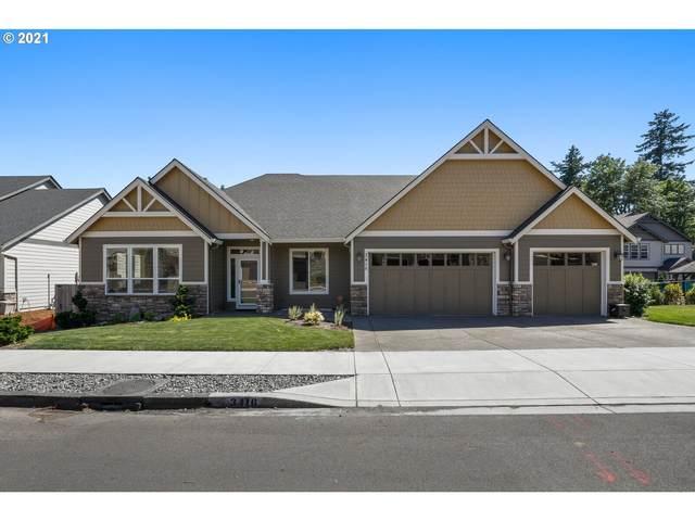3416 T St, Washougal, WA 98671 (MLS #21472470) :: Keller Williams Portland Central