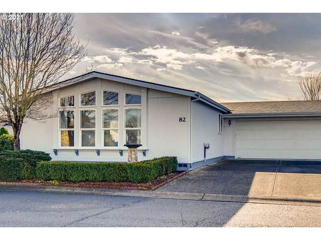 16500 SE 1ST St #82, Vancouver, WA 98684 (MLS #21472502) :: Next Home Realty Connection