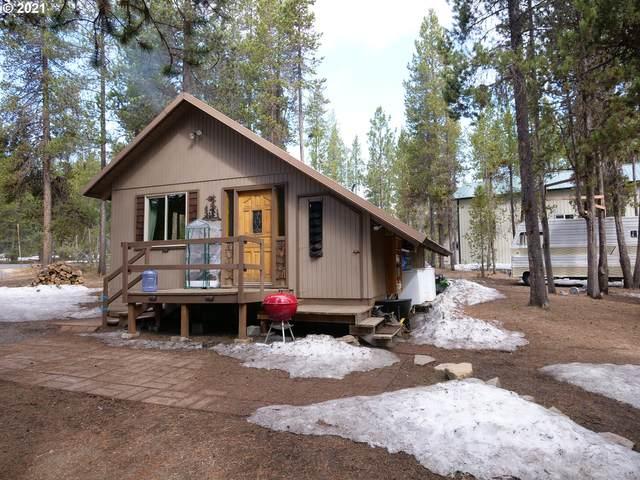 139852 Pine Creek Loop, Crescent Lake, OR 97733 (MLS #21472827) :: RE/MAX Integrity